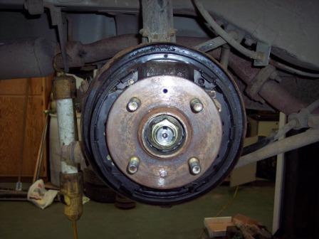how to change rear brakes on a 2012 hyundai elantra