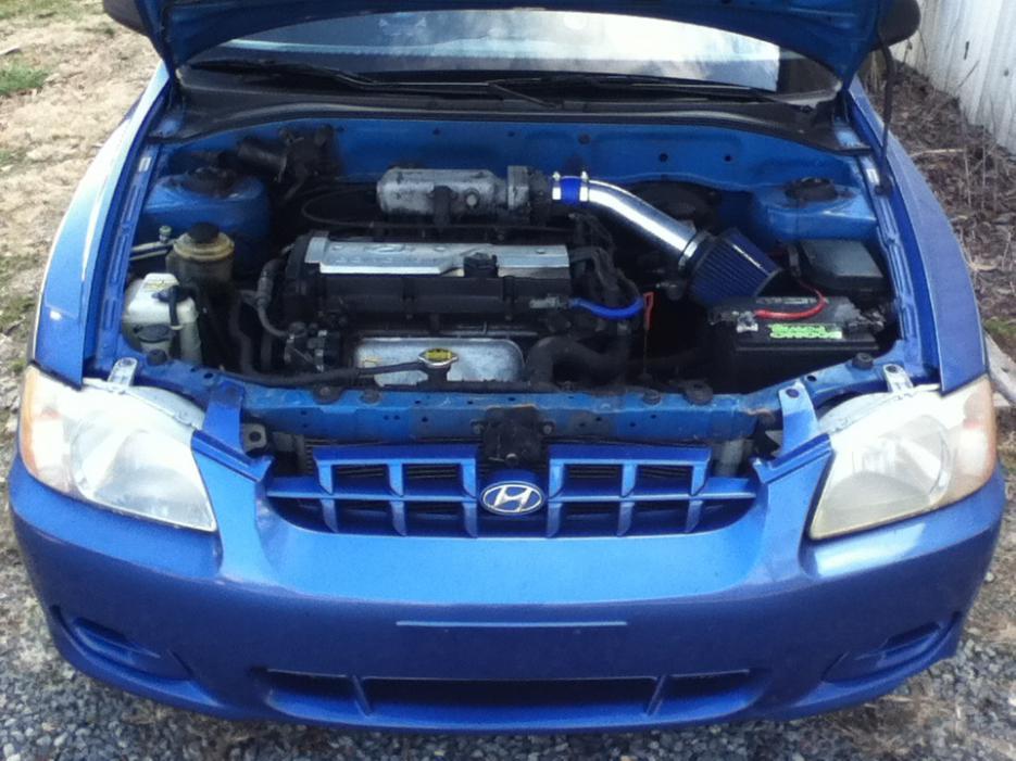 Hyundai Of Asheville >> Accent Cold Air Intake Product Review and Q&A (56k warning) - Page 15 - Hyundai Forum: Hyundai ...